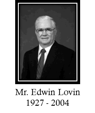 Picture of Mr. Edwin Lovin